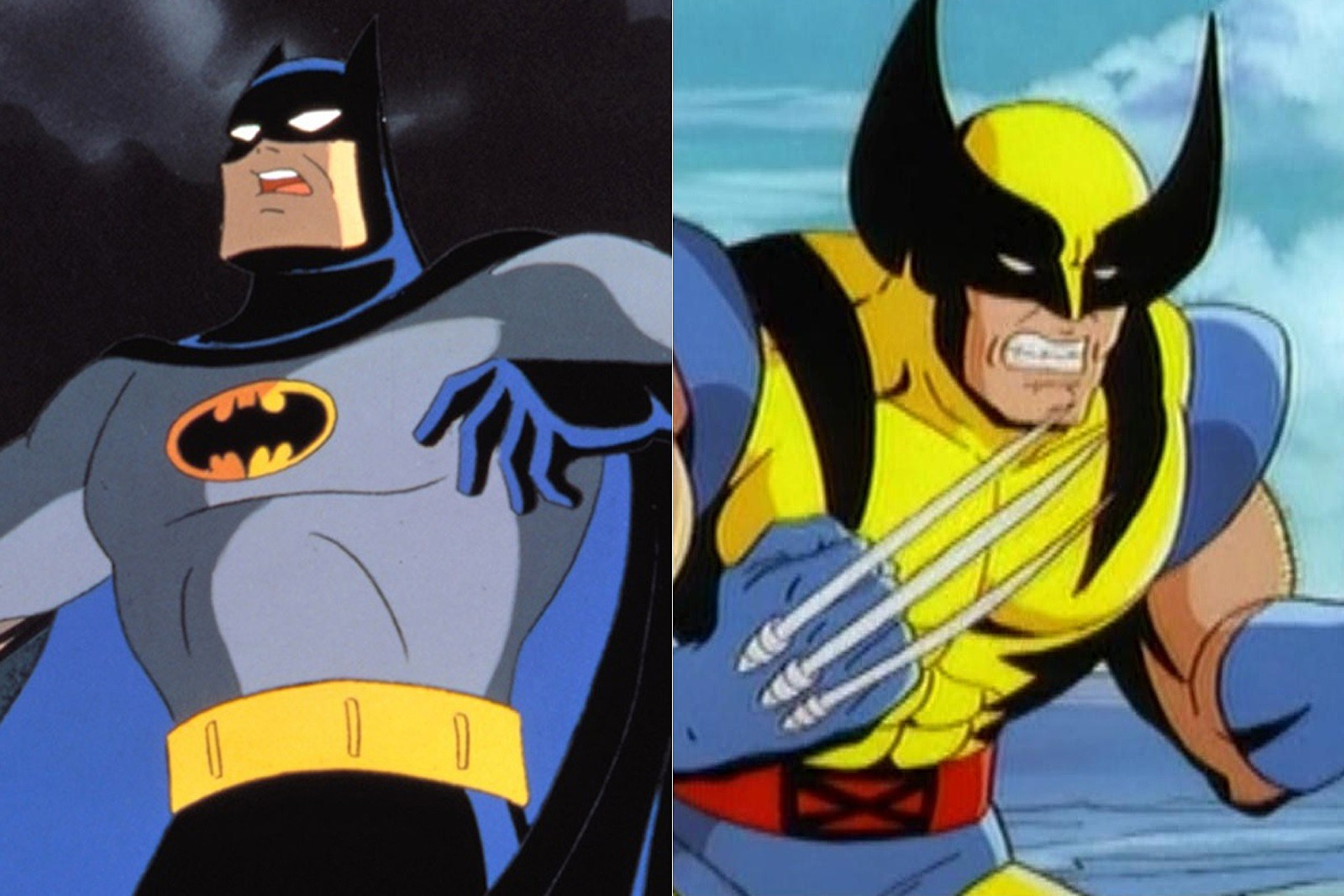 Batman, Wolverine and Raphael Voices Lead New Animated Series