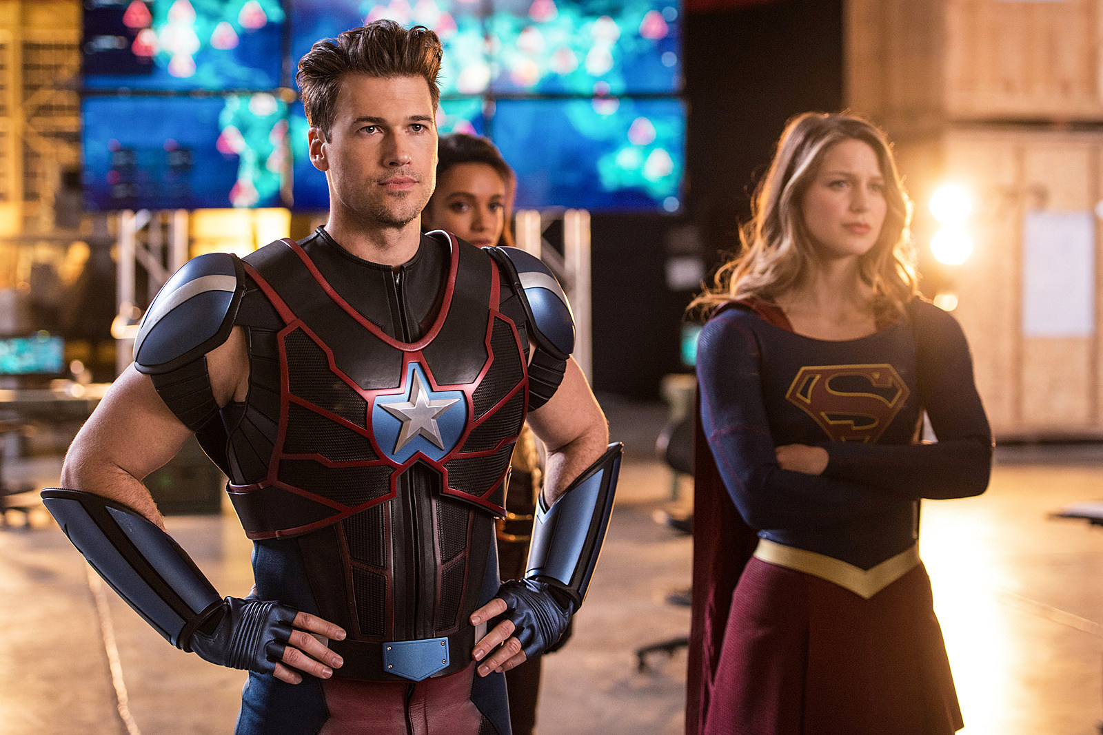 legends of tomorrow\u0027 will push \u0027supergirl\u0027 season 3 into june Supergirl CBS Season 3