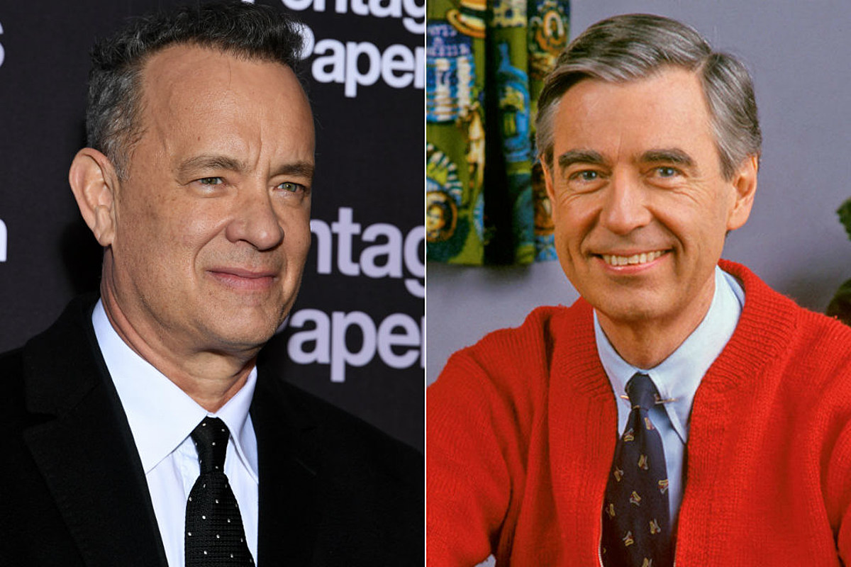 Director Of Tom Hanks Mr Rogers Movie Says It S Not A Biopic