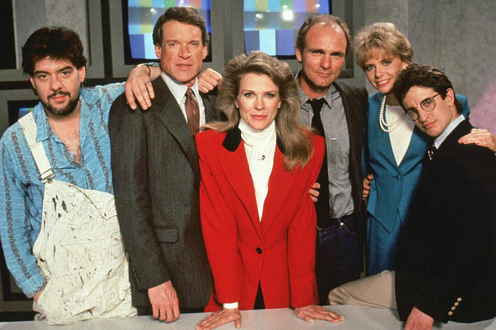 Murphy Brown' Revival Happening at CBS With Candice Bergen