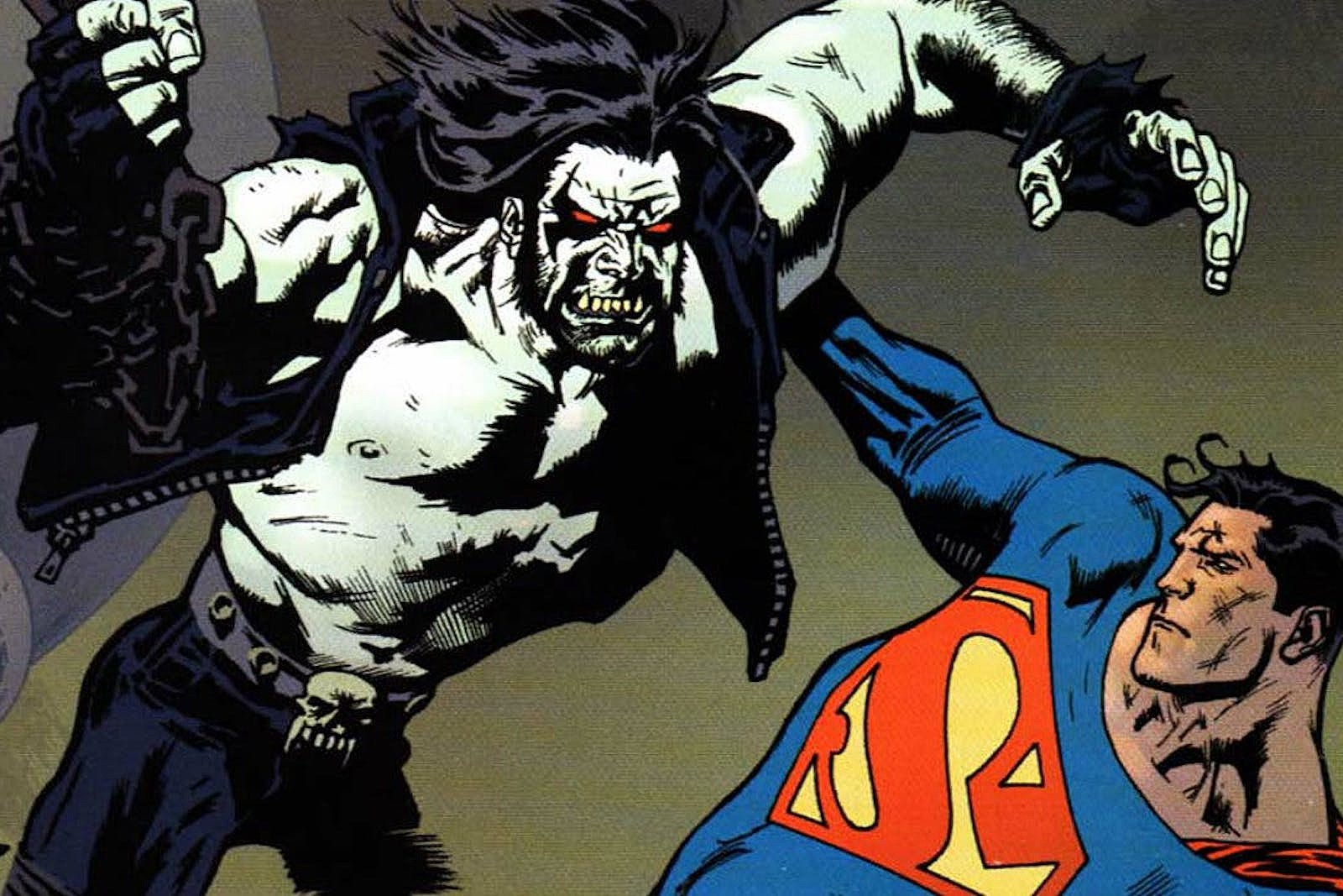 12 Lobo Comics That Look Like Michael Bay Movies