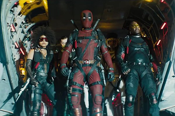 Review Once Upon a Deadpool: Cleaner version everyone can