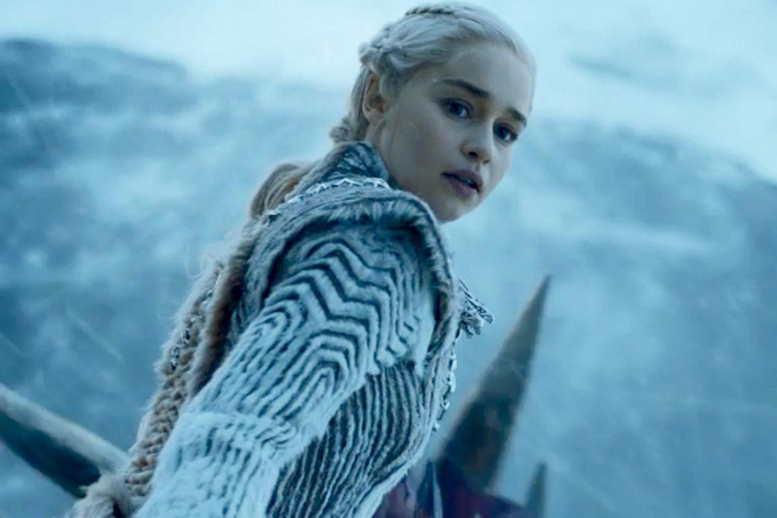 Game Of Thrones Season 8 Photos Hint At White Walker Upgrade