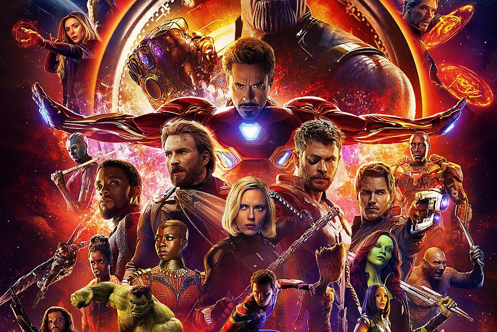 The Infinity War Poster Has A Pretty Glaring Error