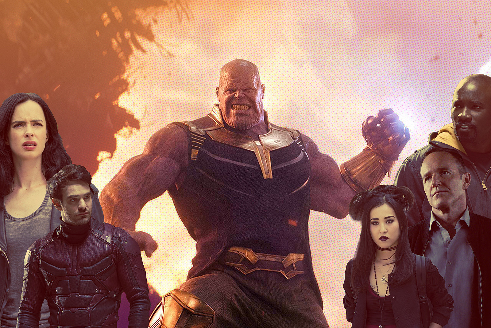 Did 'Infinity War' Obliterate the Marvel TV Universe?
