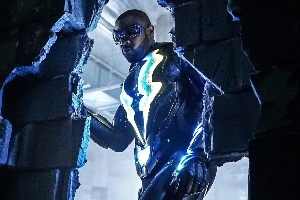 Black Lightning to end after Season 4 on CW | News Break