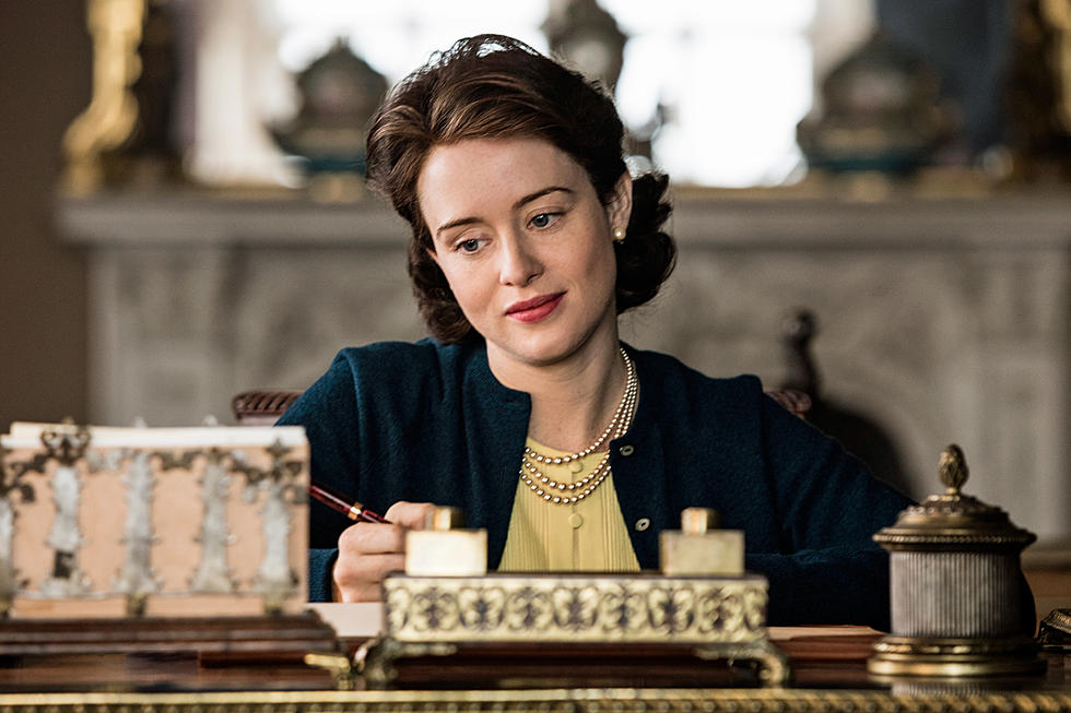 The Crown' Gave Claire Foy Equal Pay Retroactively