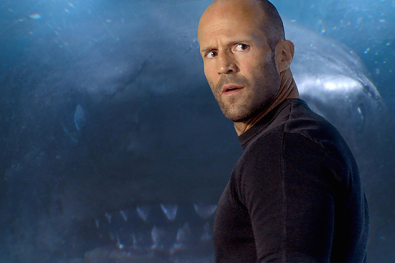 The Meg' Review: Statham vs  Shark: Dawn of Silliness