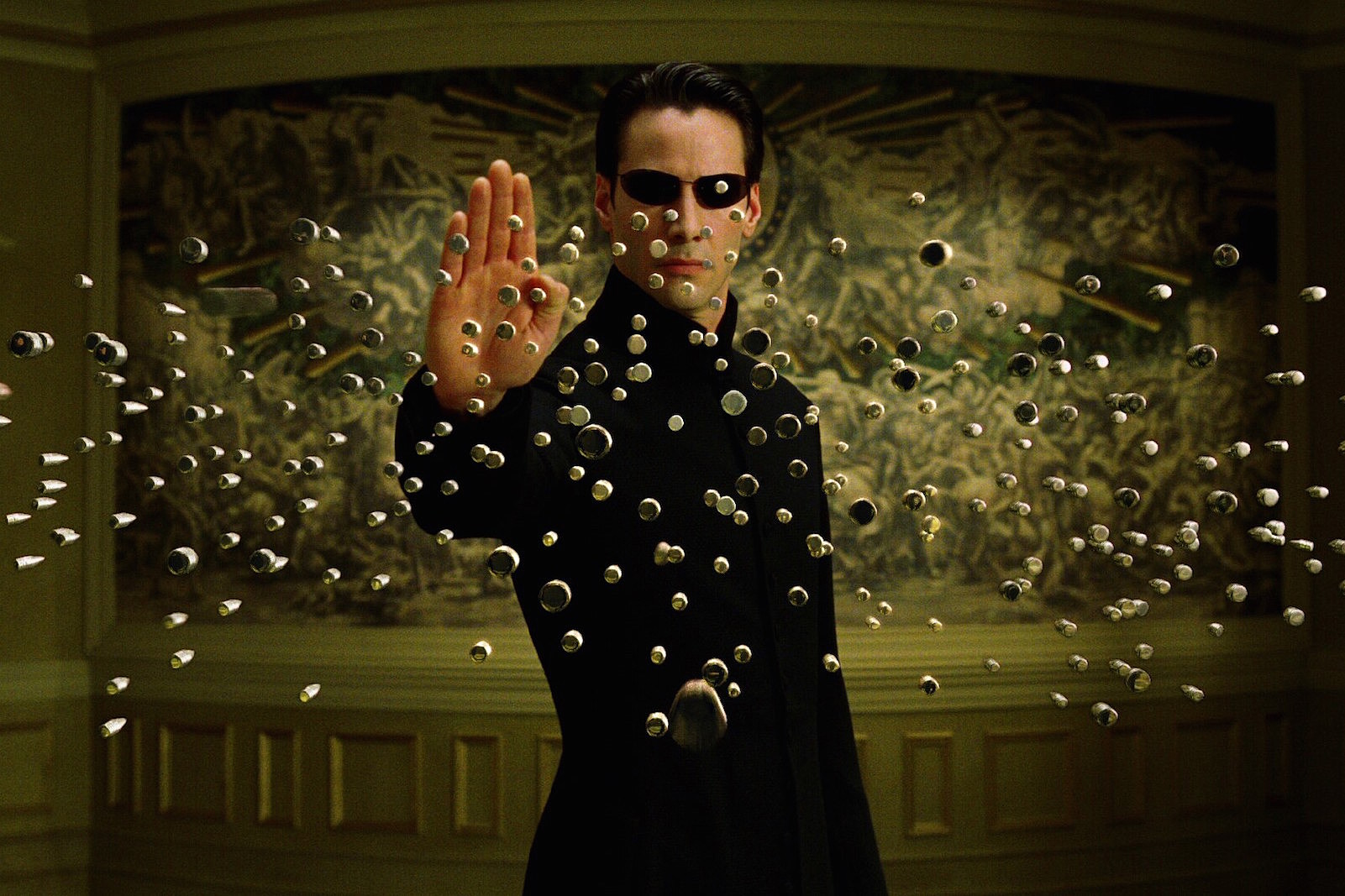 119b3d7c56f In Defense of  The Matrix Reloaded  15 Years Later