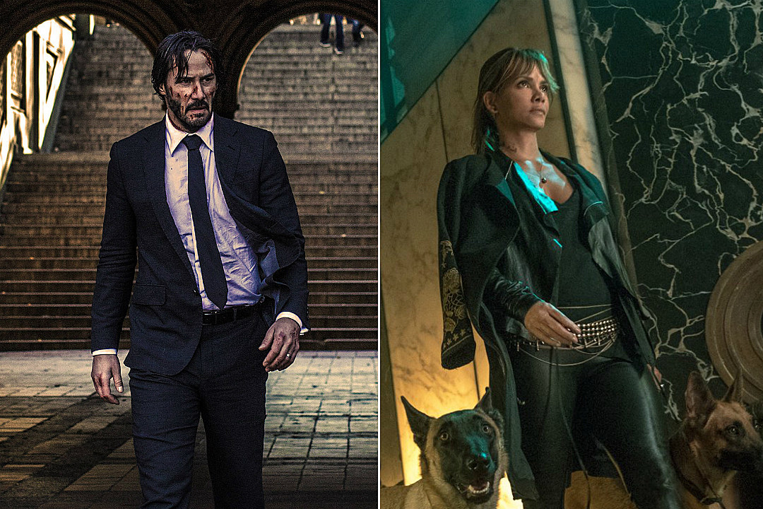 Keanu Reeves Quotes 'The Matrix' in the New 'John Wick 3