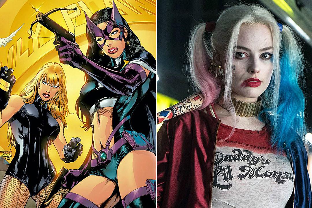 Birds of Prey will see the return of Margot Robbie as Harley Quinn