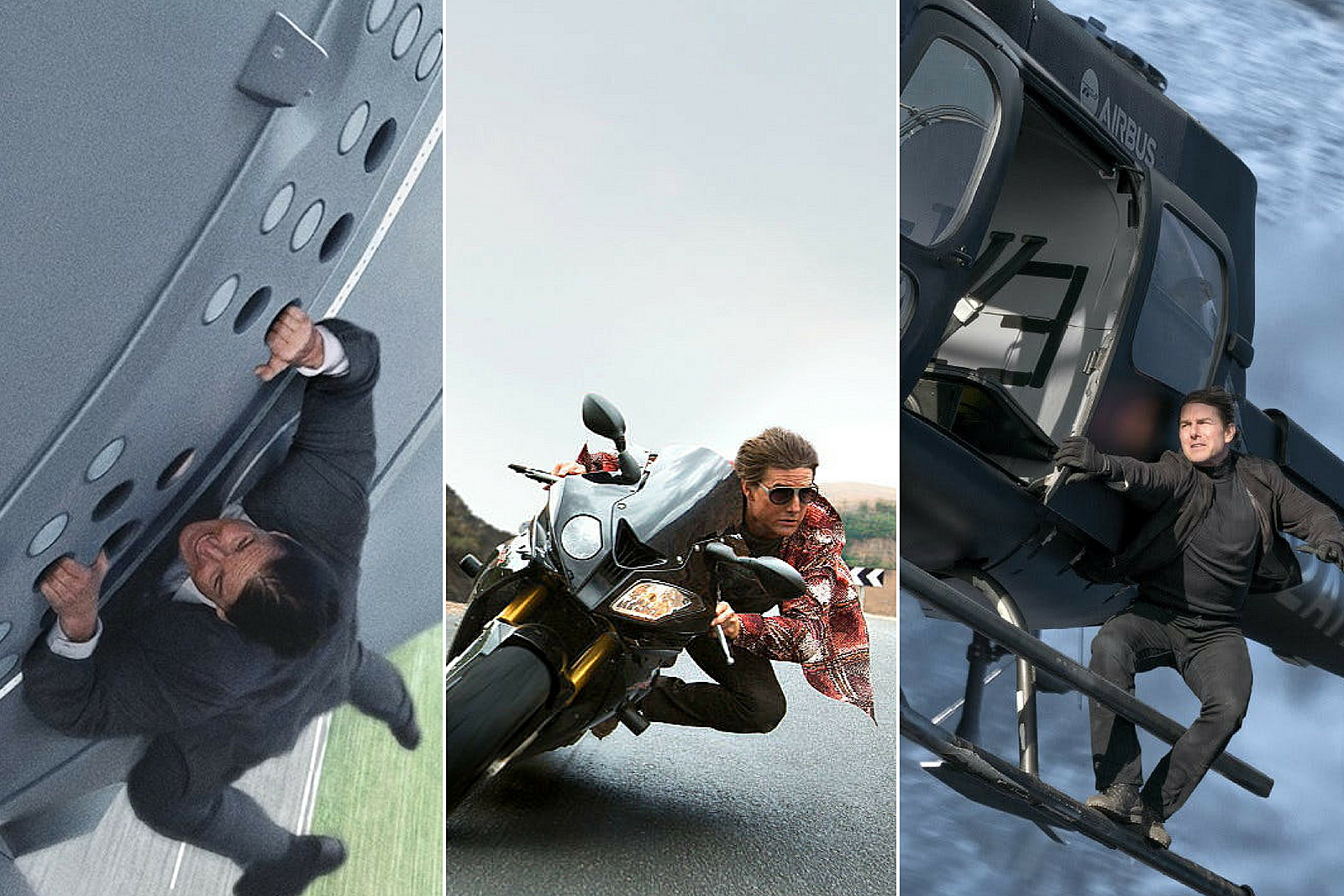 Every 'Mission: Impossible' Action Scene Ranked