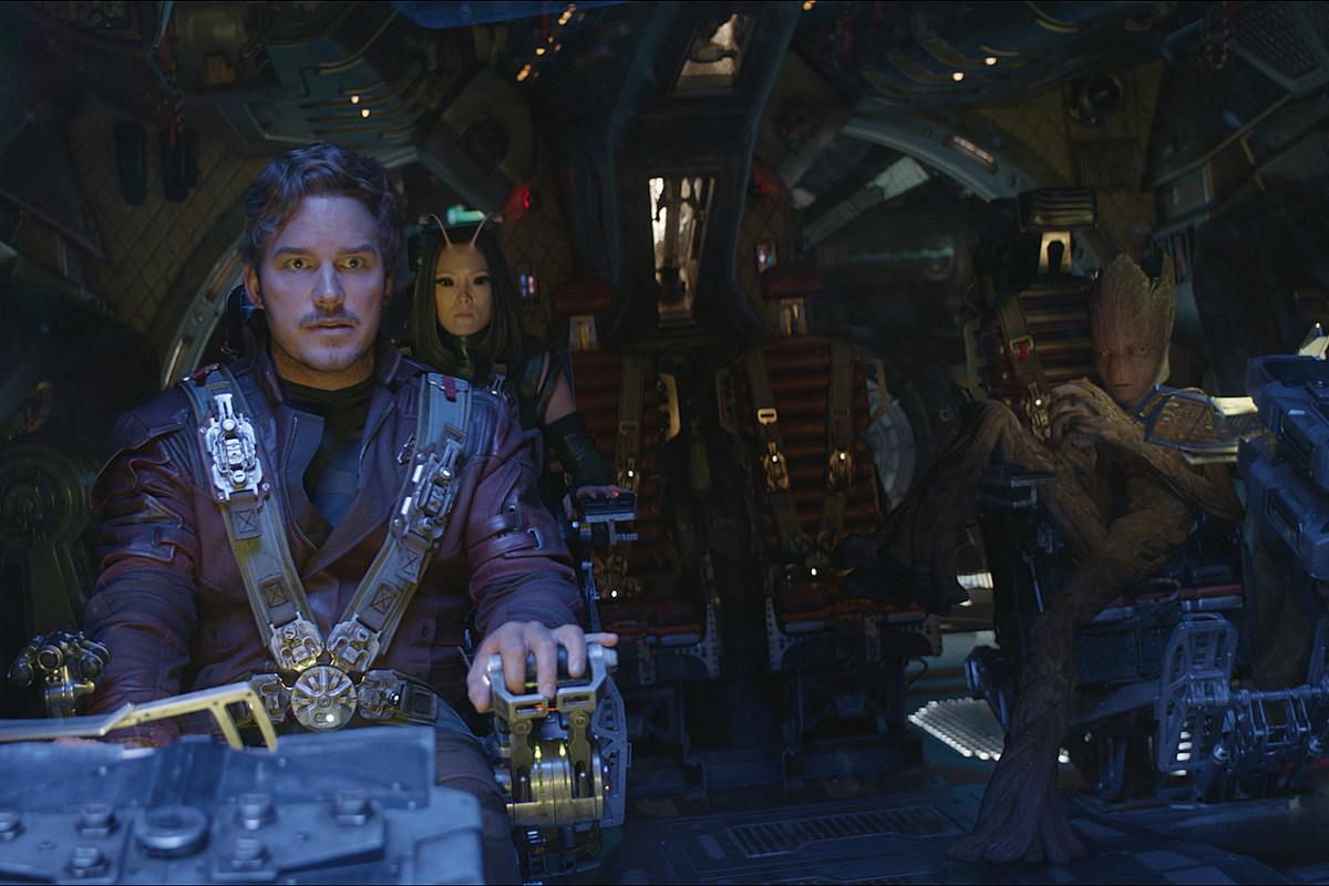 Фото корабль питера из стражей галактики