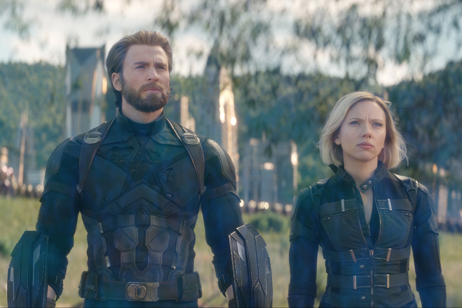 Captain America Almost Dressed As U S Agent In Infinity War