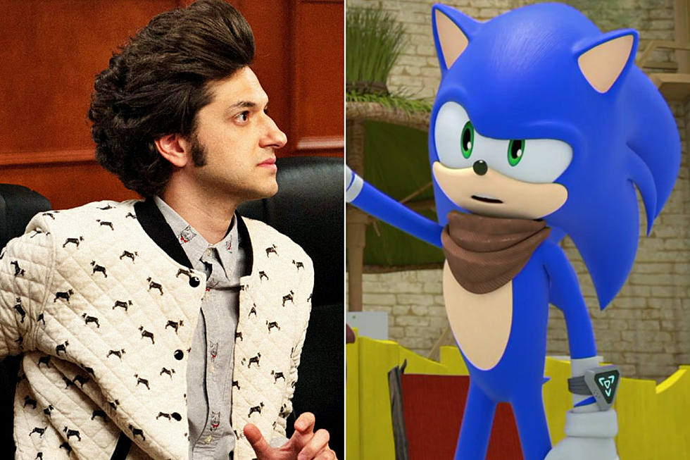 Ben Schwartz Will Voice The Blue Hedgehog In The Sonic Movie
