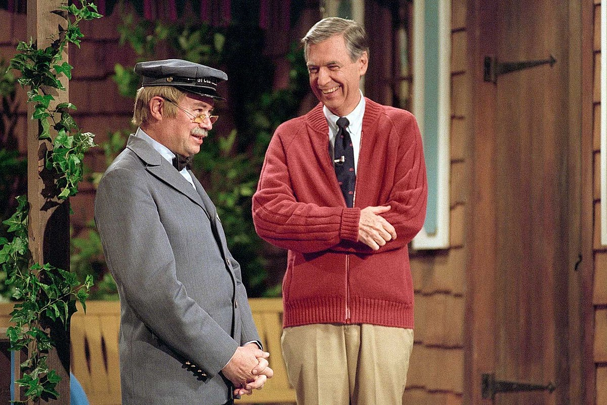 Try Not To Cry At The Mr Rogers Neighborhood Google Doodle