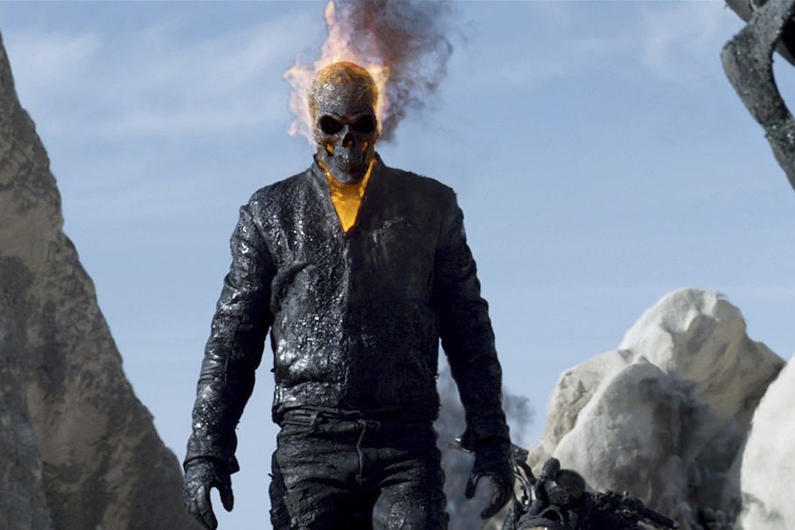 Ghost Rider and Hellstorm Live-Action Series Coming to Hulu
