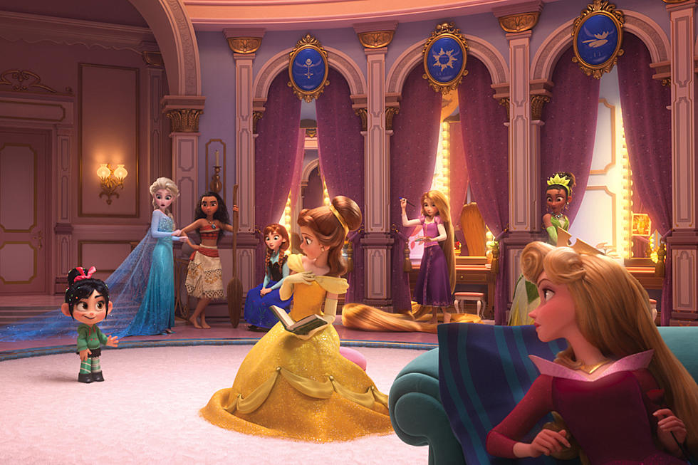 The Voices Of Your Favorite Disney Princesses In One Epic Photo