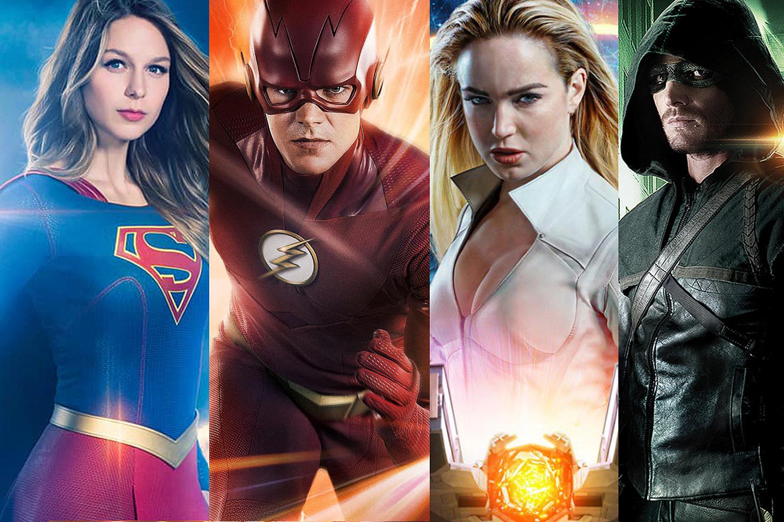 The Flash > ScreenCrush