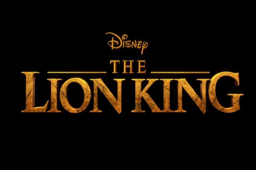 The New Lion King Trailer Looks Stunning