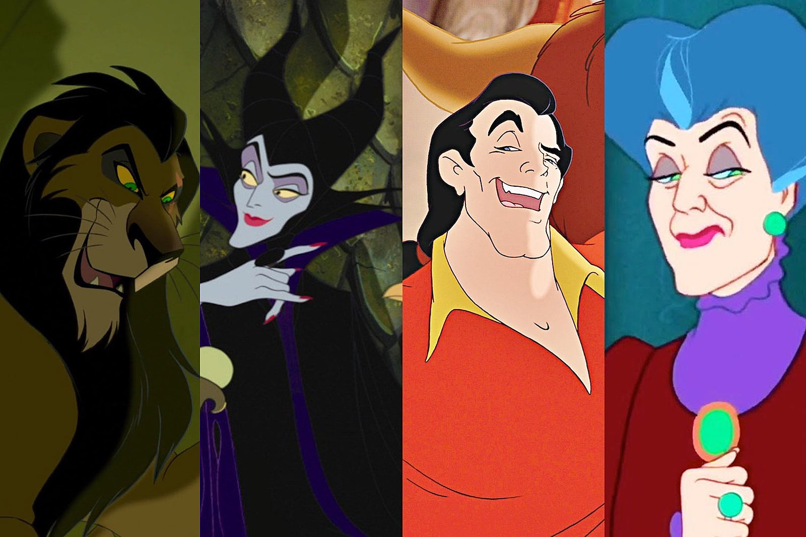 The 20 Best Disney Villains Ever