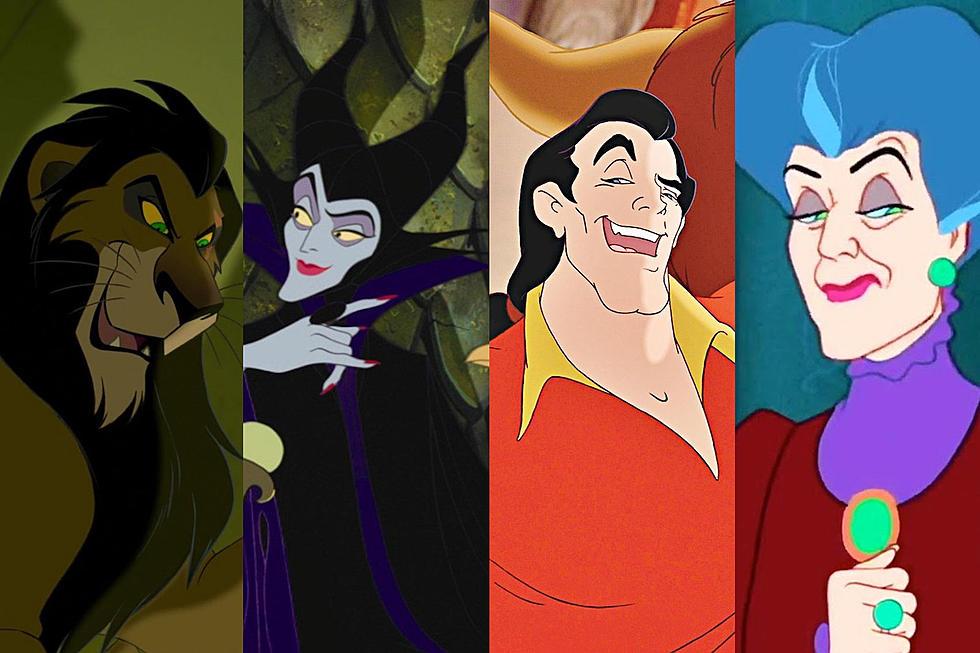 The 20 Best Disney Villains Ever