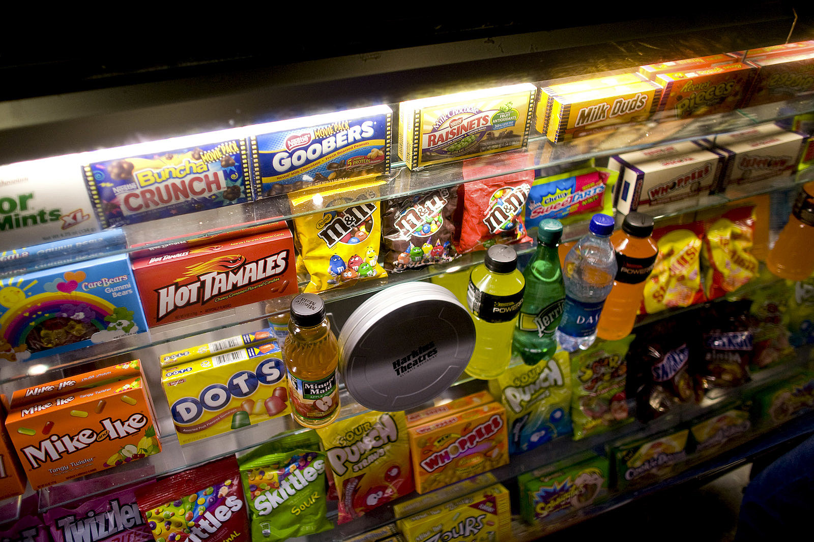 Every Movie Theater Candy Ranked From Worst To First