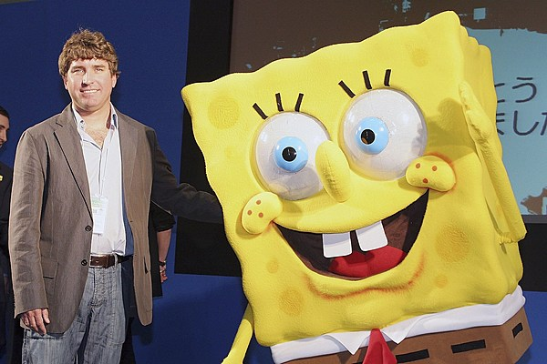 Stephen Hillenburg Creator Of Spongebob Squarepants Dies
