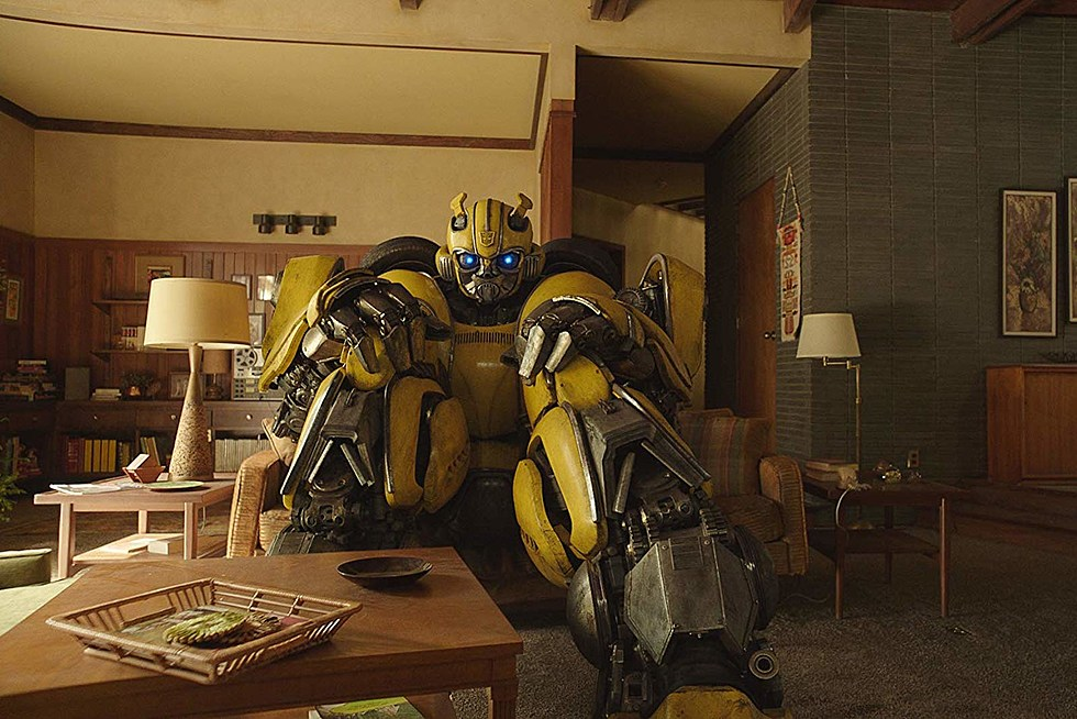 Bumblebee Is The Best Transformers Ever For What That S Worth
