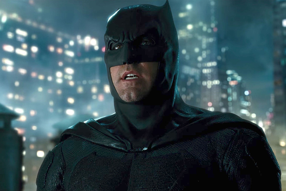Ben Affleck Officially Out as BATMAN