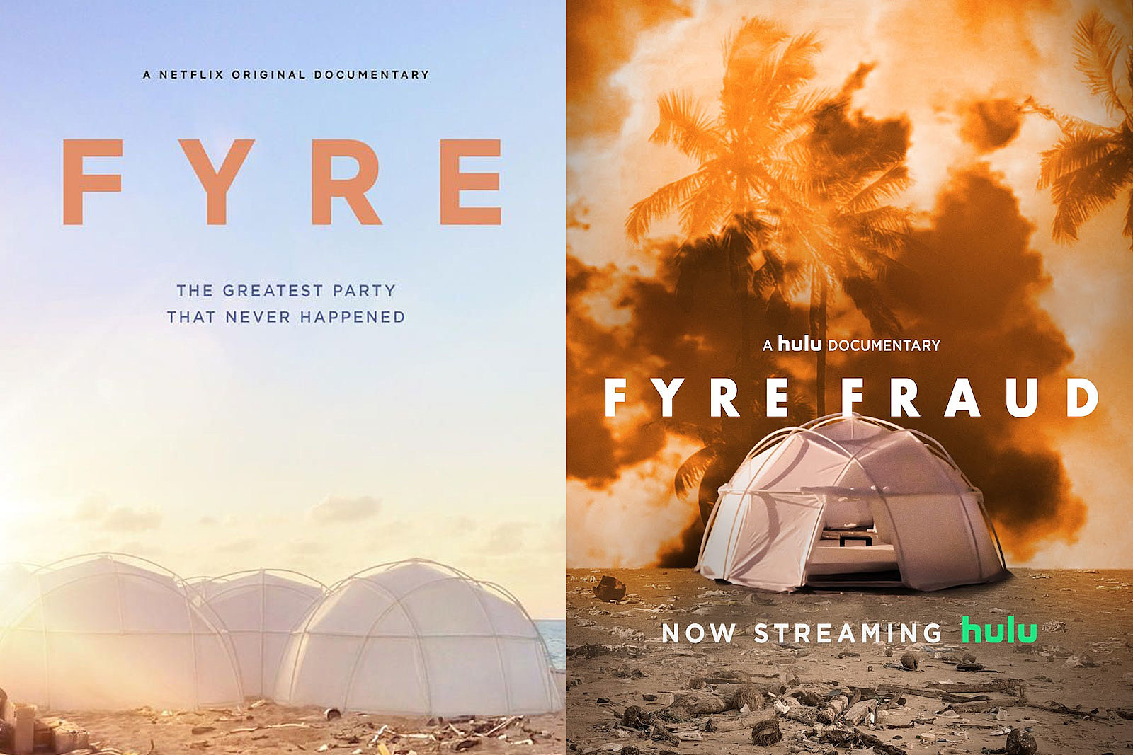 There Are Two Fyre Fest Documentaries  Which Should You Watch?