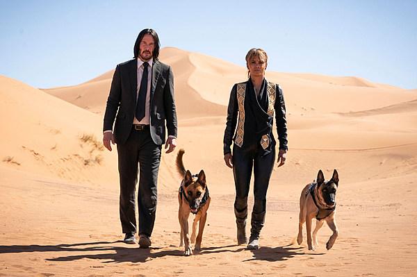 'John Wick: Chapter 3' Trailer Released
