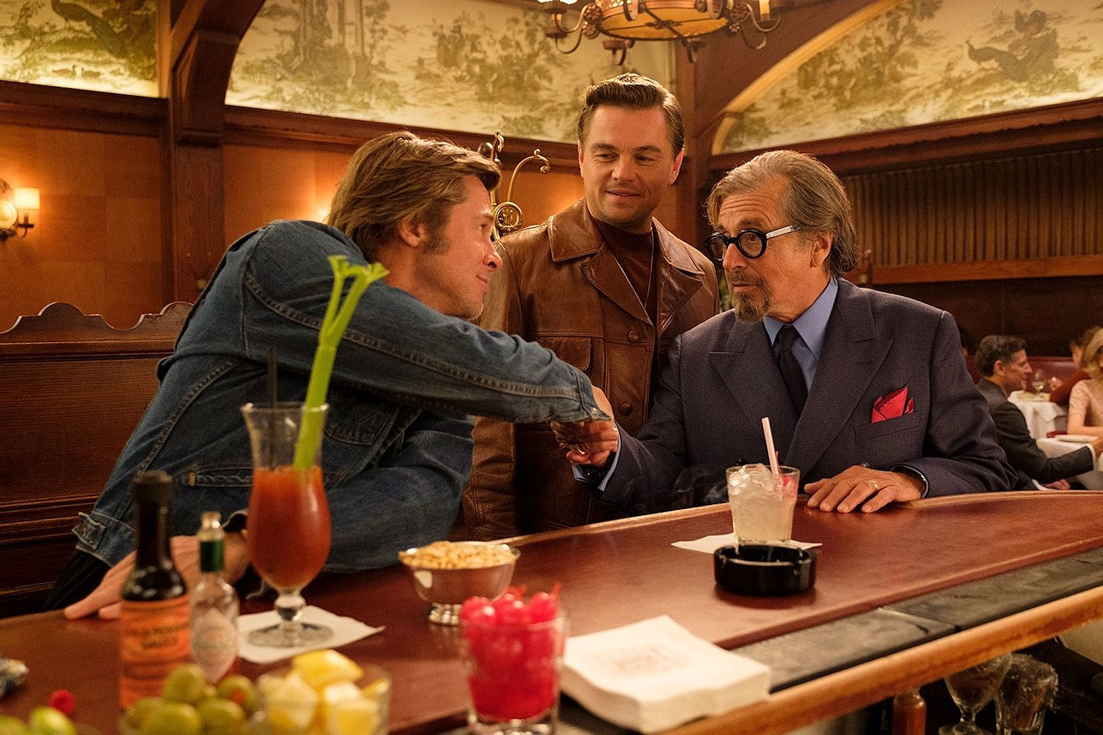 What Are the Songs in the Once Upon a Time in Hollywood Trailer?