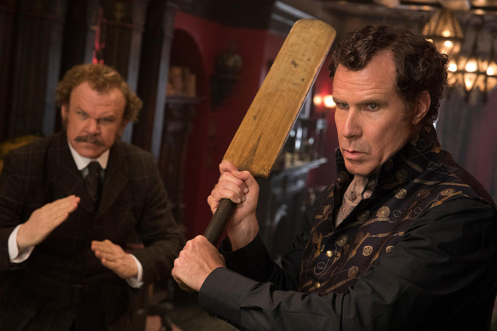 Holmes & Watson' Wins Worst Film of 2018 From the Razzies