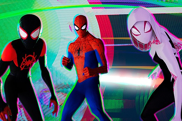 There S A Secret Stan Lee Cameo In Into The Spider Verse