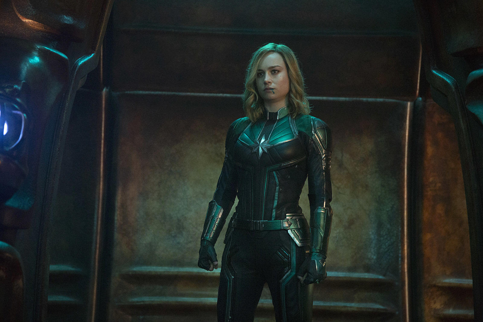 How Will Captain Marvel Beat Thanos? Her Movie Offers a Huge