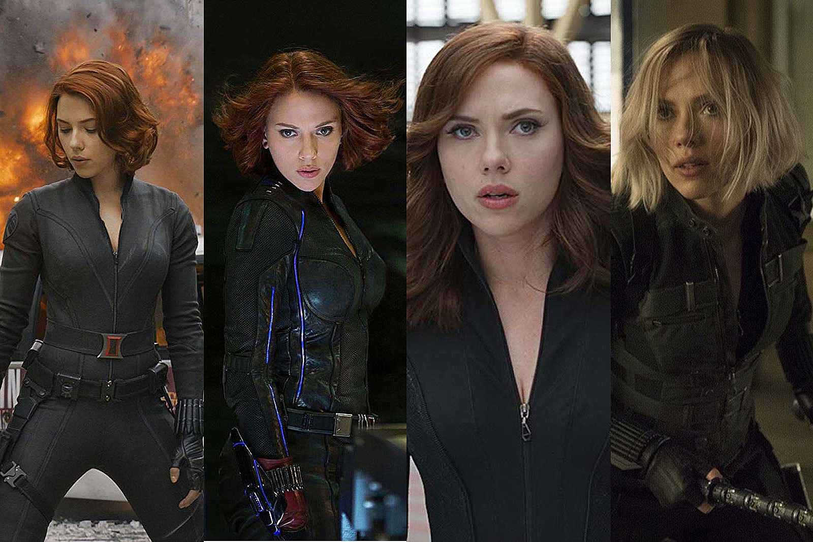 How Every Avenger's Costume Evolved Movie By Movie