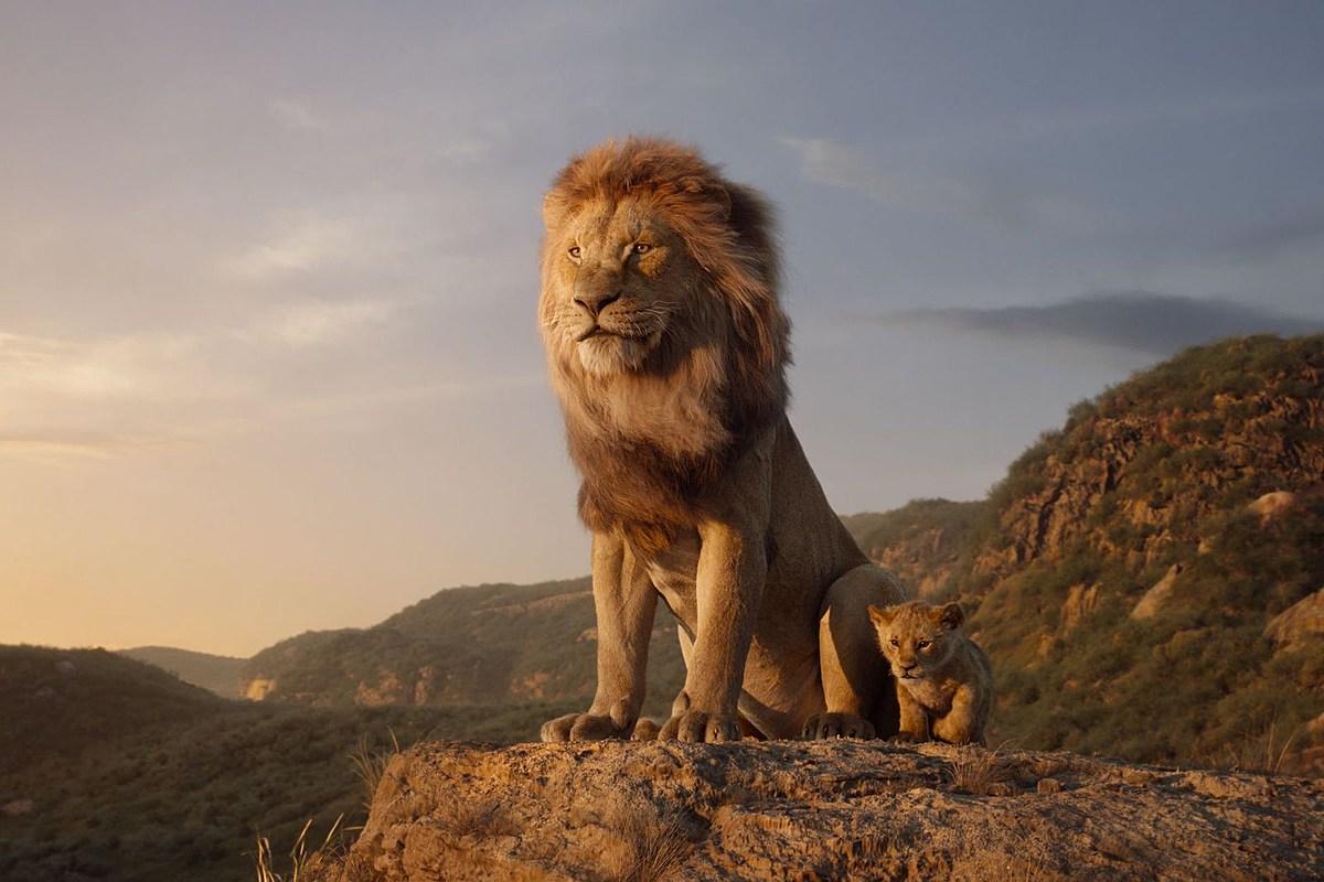 u2018the lion king u2019 trailer  a new circle of life