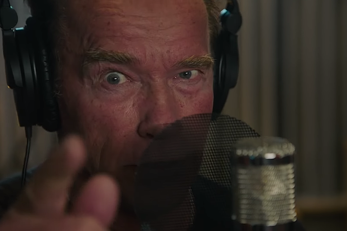 Arnold Schwarzenegger Recorded a Rap Song, And It Is Amazing