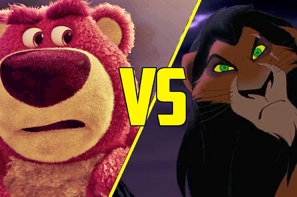 The Key Difference Between Pixar and Disney Villains