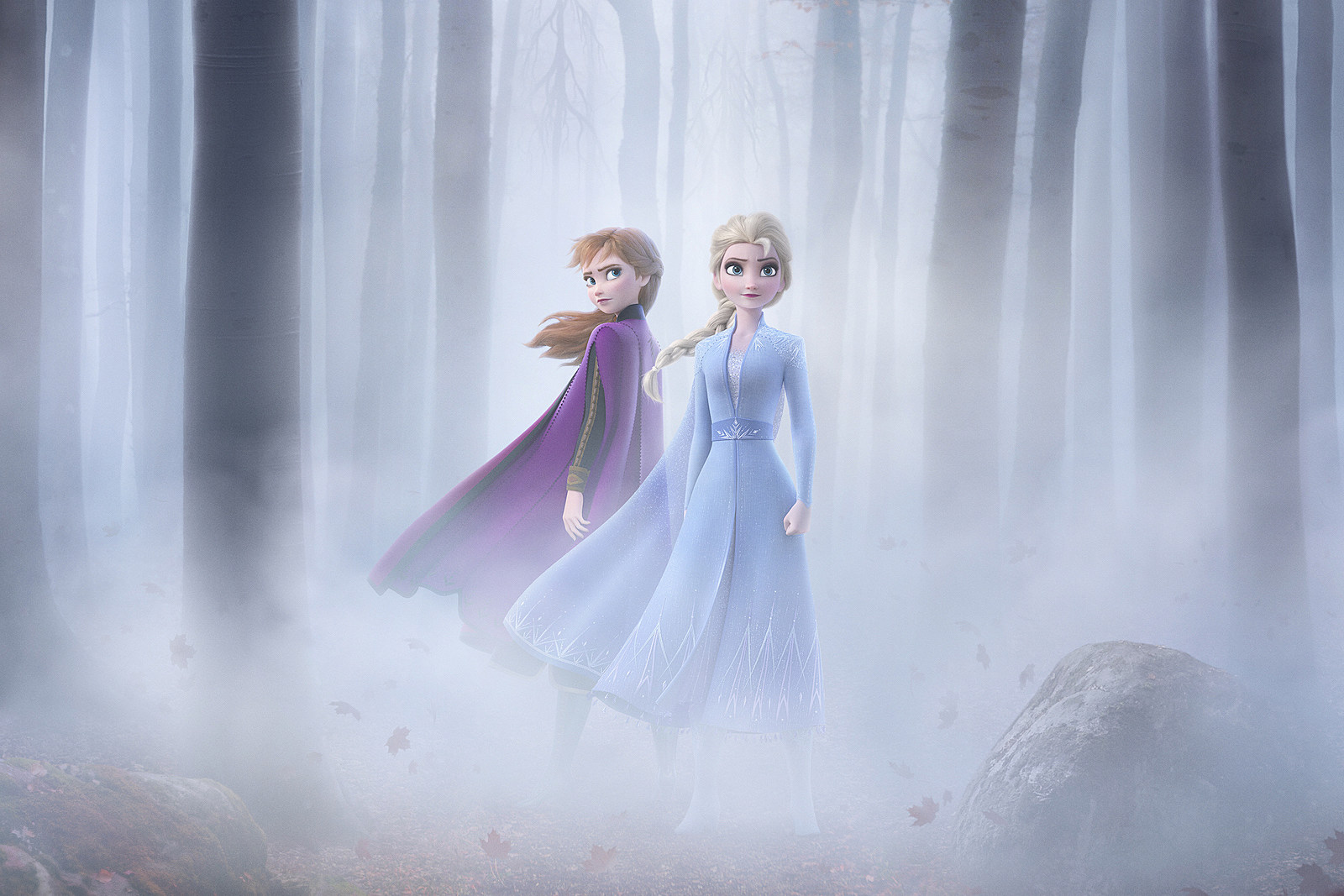 The New Frozen 2 Poster Arrives Ahead Of Tomorrow S Trailer