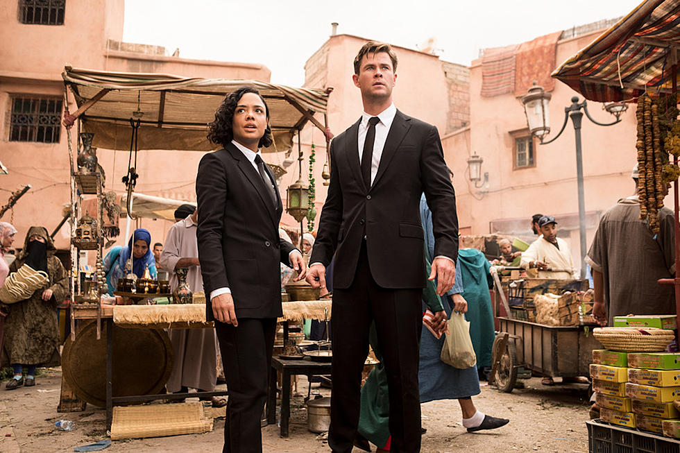 Men In Black International Review Here Come The Men In Blech