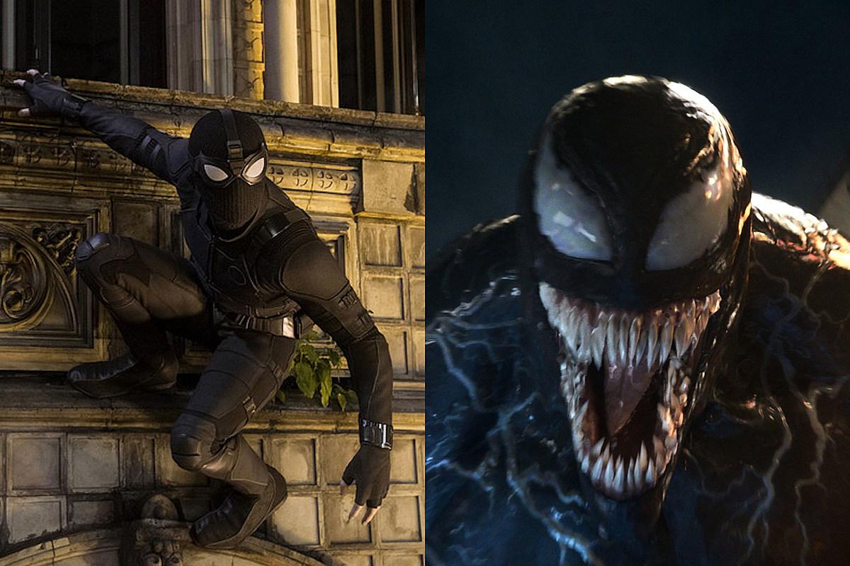 A Spider-Man/Venom Mov...