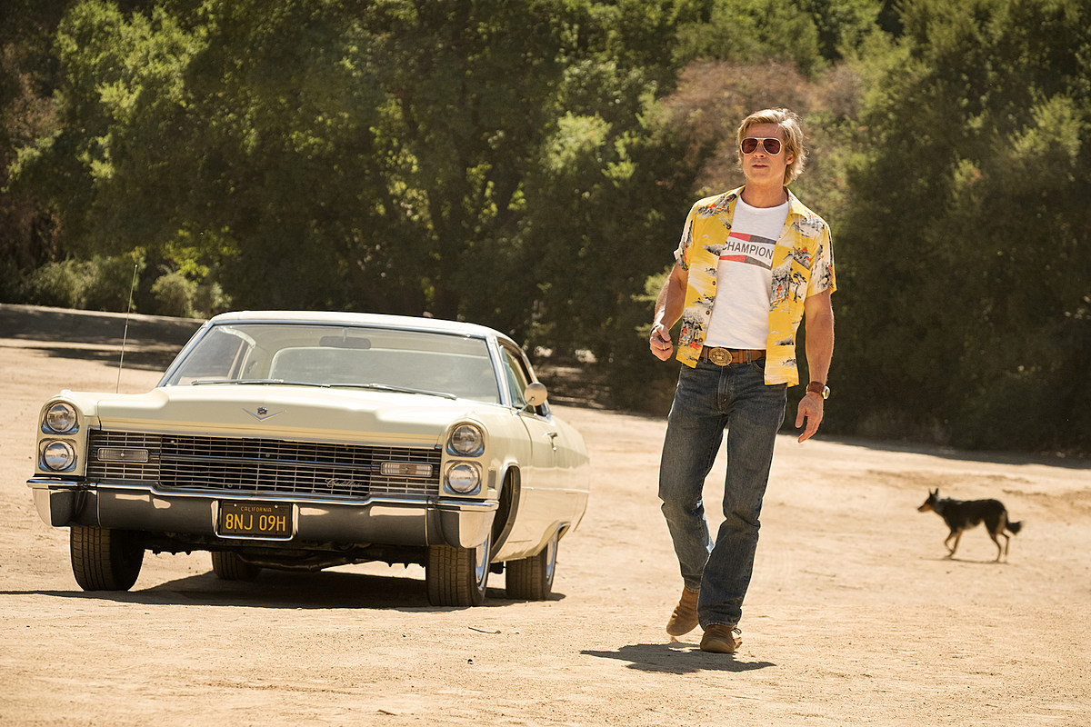 Once Upon A Time In Hollywood Review Tarantino S L A Epic