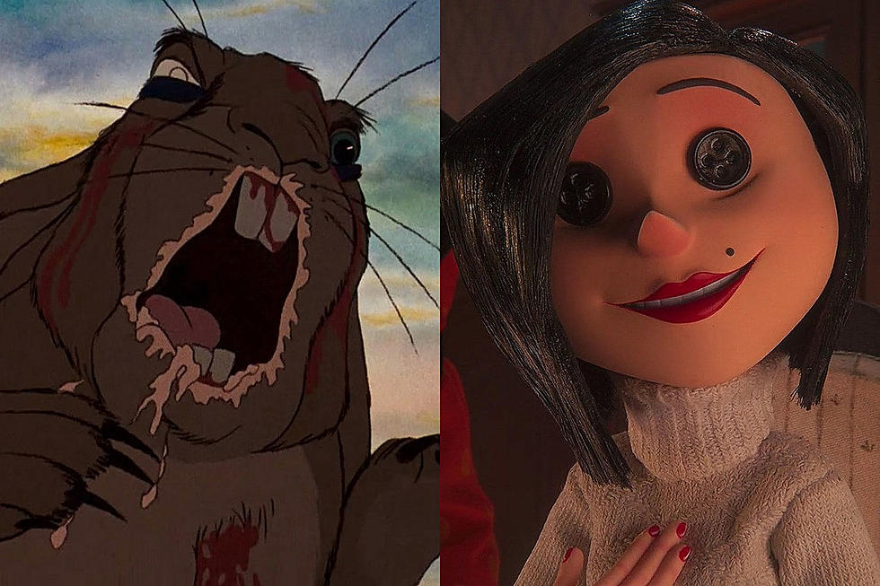 The 10 Scariest Kids Movies Ever