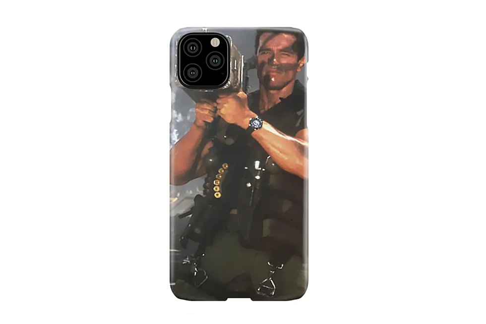 Predator In Act iphone case