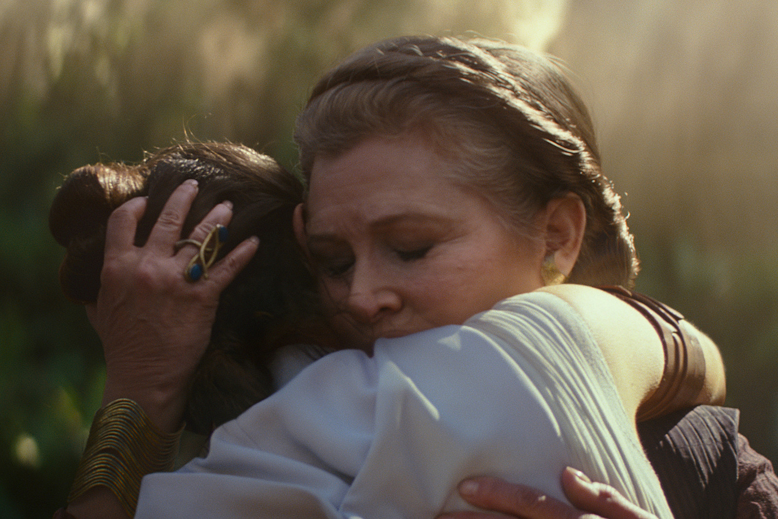 Carrie Fisher Is The Top Billed Actor In The Rise Of Skywalker