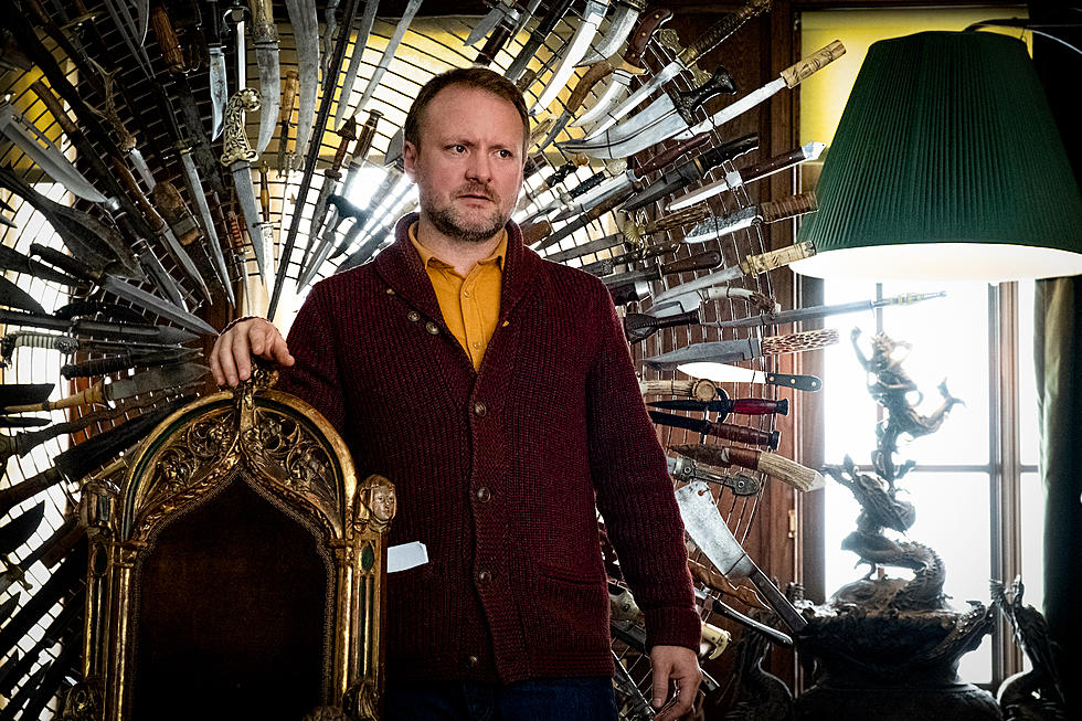 Accents, Knives, and Tie-In Menus: Rian Johnson on 'Knives Out'