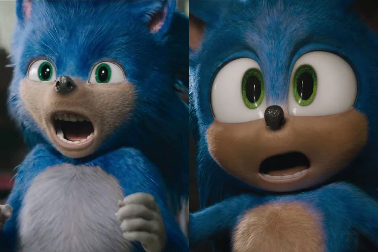 Here S The New And Improved Sonic The Hedgehog Movie Trailer