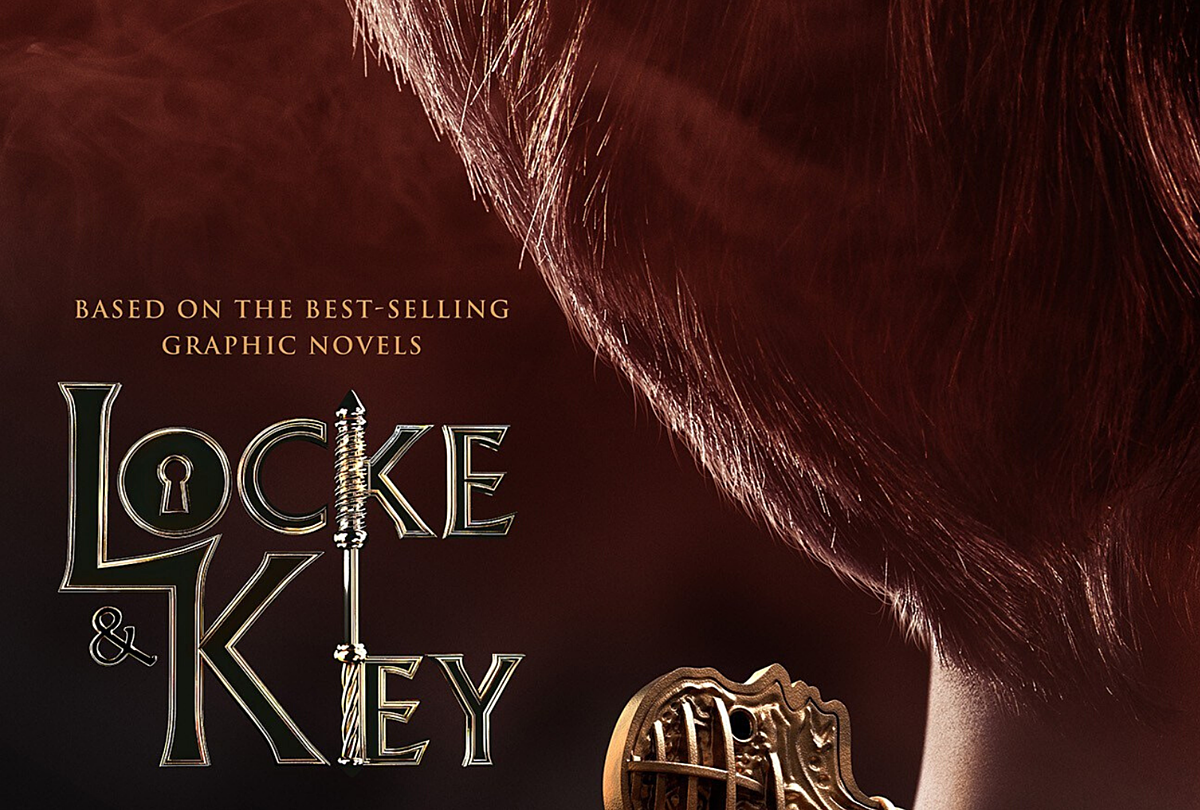 Netflix Sets Premiere Date For Mystery Series Locke Amp Key